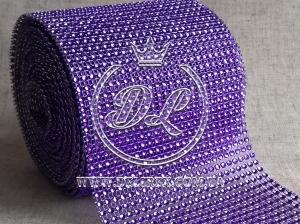 Шина цветная , темно-фиолетовая