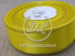 Люрекс 2.5 см , желтый