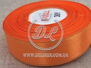 Люрекс 2.5 см , оранжевый