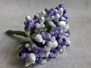 Додаток , бело-фиолетовый # S 2