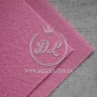 Фетр 1 мм, розовый