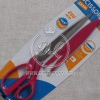 Ножницы для лент XK 989, малиновые