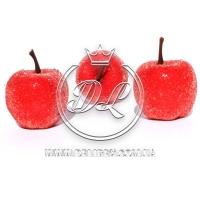 Яблоко красное в сахаре - 50 шт.
