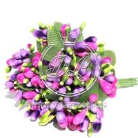 Додаток МИКС , фиолетово-малиновый # 9