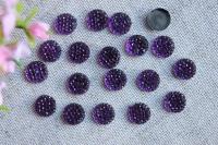 С-ка пупер 8 мм , темно-фиолетовый