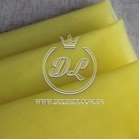 Фатин мягкий, желтый