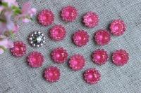 Конус Цветок -ярко-розовый