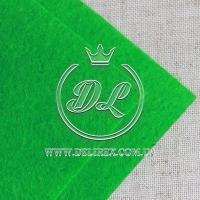 Фетр - светло-зелёный