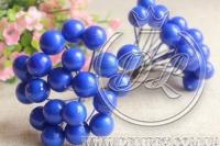 Калина лаковая 12 мм, синяя
