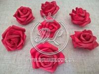 Бутоны роз  # 07 , темно-красные (100 шт.)