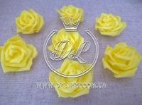 Бутоны роз  # 07 , желтые (100 шт.)