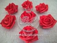 Бутоны роз  # 07 , красные (100 шт.)