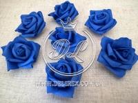 Бутоны роз  # 07 , темно-синие (100 шт.)