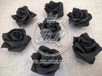 Бутоны роз  # 07 , черные (100 шт.)