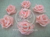 Бутоны роз  # 07 , персиковые (100 шт.)