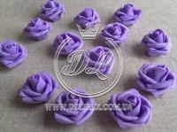 Бутоны роз  # 0105 , фиолетовые  (100 шт.)
