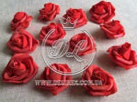 Бутоны роз  # 0105 , красные (100 шт.)