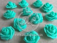 Бутоны роз  # 0105 , мятные (100 шт.)