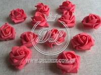Бутоны роз  # 0105 , коралловые (100 шт.)