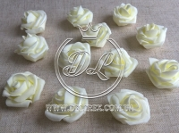 Бутоны роз  # 0105 , молочные (100 шт.)