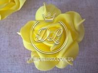 Бутоны роз  # 005 - 7 см , желтые