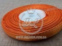 Люрекс 0.6 см, оранжевый