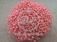 Тычинки 2 мм, персиковые