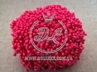 Тычинки 2 мм, яр.розовые