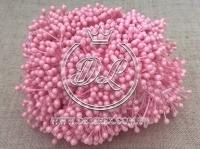 Тычинки 2 мм, розовые