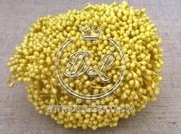 Тычинки 2 мм, желтые