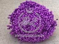 Тычинки 2 мм, ср.фиолетовый