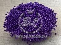 Тычинки 2 мм, темно-фиолетовый