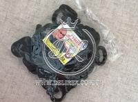 Резинка Калуш (50 шт.), черная