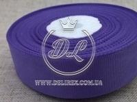 Репс 0.6 см, средне-фиолетовый 84