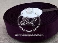 Репс 0.9 см, фиолетово-чернильный