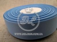 Репс 2.5 см, голубой 20