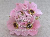 Мак дикий , розовый
