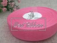 Органза 2 см , гр.ярко-розовая