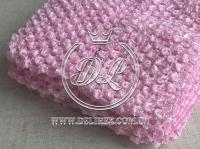 Повязки 4 см , розовые тоЛстые