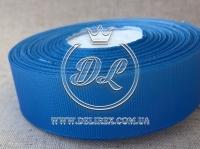 Рапс Градиент 2.5 см, синий