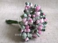 Додаток бл.оливково-розовый  # S 18
