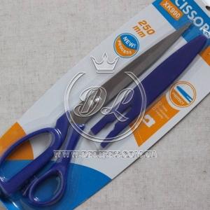 Ножницы для лент XK 989 , синие
