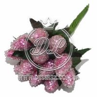Малинасветло-розовая
