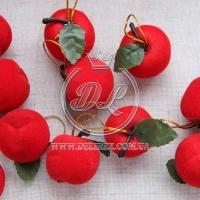 Набор новогодних яблочков