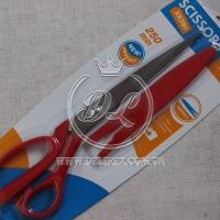 Ножницы для лент XK 989, красные