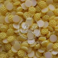 С-ка пупер пластик  1 см, желтый