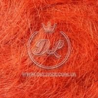 Сизаль ярко-оранжевый , 35-40г