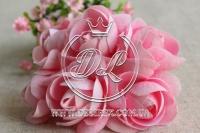 Камелия 5 см , розовая