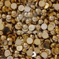 П-Сы глянцевые 8 мм,т. золото