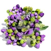Додаток ТВ 0408 , оливково-фиолетовый